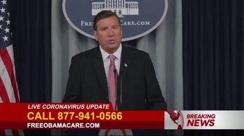 Free ObamaCare TV Spot, 'Live Update' - Thumbnail 5