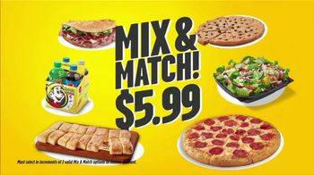 Hungry Howie's Mix & Match TV Spot, 'This Is How We Do It' Song by Montell Jordan - Thumbnail 8