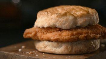 Bojangles' Cajun Filet Biscuit TV Spot, 'The First Bite: $6' - Thumbnail 4