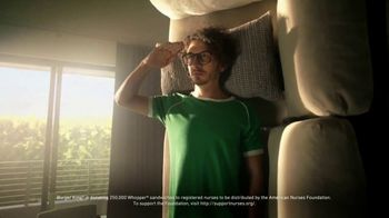 Burger King TV Spot, 'Stay Home of the Whopper' - Thumbnail 9