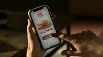 Burger King TV Spot, 'Stay Home of the Whopper' - Thumbnail 2