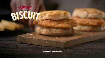 Bojangles' Cajun Filet Biscuit TV Spot, 'Flavor Grenade: $6' - Thumbnail 7