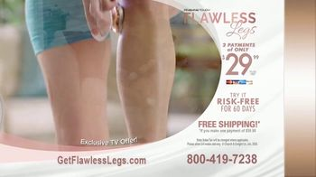 Finishing Touch Flawless Legs TV Spot, 'No More Pain' - Thumbnail 9