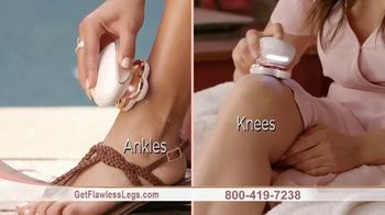 Finishing Touch Flawless Legs TV Spot, 'No More Pain' - Thumbnail 4
