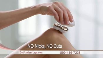 Finishing Touch Flawless Legs TV Spot, 'No More Pain' - Thumbnail 7