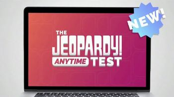 Jeopardy Test TV Spot, \'The Anytime Test\'
