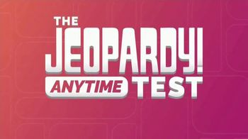 Jeopardy Test TV Spot, 'The Anytime Test' - Thumbnail 2