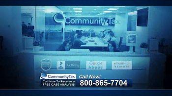 Community Tax TV Spot, 'Back Taxes: Burden' - Thumbnail 1