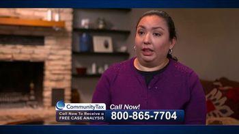 Community Tax TV Spot, 'Back Taxes: Burden' - Thumbnail 3