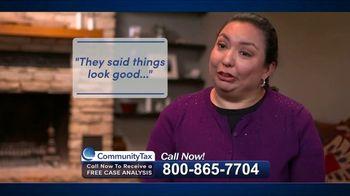 Community Tax TV Spot, 'Back Taxes: Burden' - Thumbnail 5