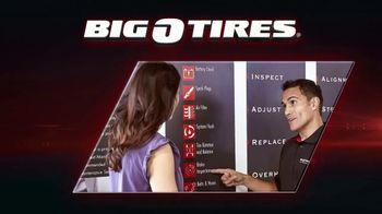 Big O Tires TV Spot, 'Following CDC Guidelines: Buy Three Tires, Get One'