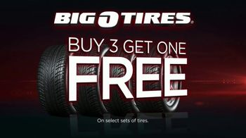 Big O Tires TV Spot, 'Following CDC Guidelines: Buy Three Tires, Get One' - Thumbnail 6