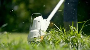 STIHL TV Spot, 'Real STIHL: Line Head Trimmer Attachment' Song by Sacha Collisson - Thumbnail 2