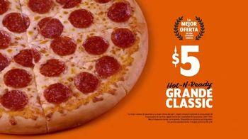 Little Caesars Pizza TV Spot, 'Sin contacto' [Spanish] - Thumbnail 3