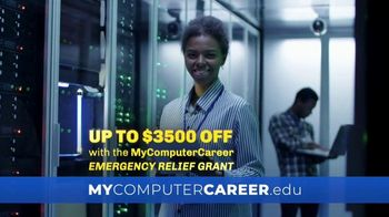 MyComputerCareer TV Spot, 'Learn at Home: Emergency Relief Grant' - Thumbnail 10