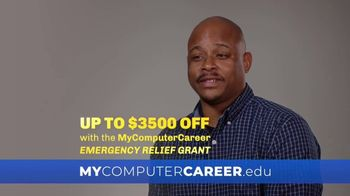 MyComputerCareer TV Spot, 'Learn at Home: Emergency Relief Grant' - Thumbnail 9