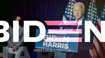 Biden for President TV Spot, 'Families Are Reeling' - Thumbnail 9