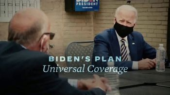 Biden for President TV Spot, 'Families Are Reeling' - Thumbnail 5