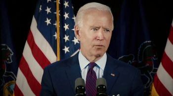 Biden for President TV Spot, 'Families Are Reeling' - Thumbnail 7