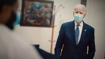 Biden for President TV Spot, 'Families Are Reeling' - Thumbnail 8