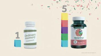 Neuriva TV Spot, 'Five Factors of Brain Health' - Thumbnail 4