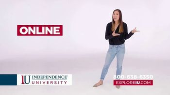 Independence University TV Spot, 'Which Would You Rather Do' - Thumbnail 5