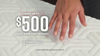 Ashley HomeStore Labor Day Mattress Sale TV Spot, 'Save on Tempur-Pedic' - Thumbnail 3