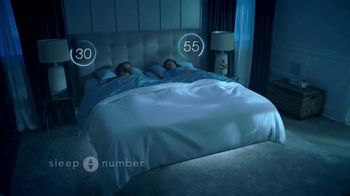 Sleep Number Biggest Sale of the Year TV Spot, 'Labor Day Weekend Special: Save 50%' - Thumbnail 2