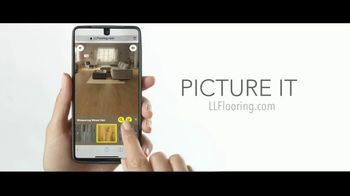 Lumber Liquidators TV Spot, 'He Gets It: Picture It' Song by Electric Banana - Thumbnail 7