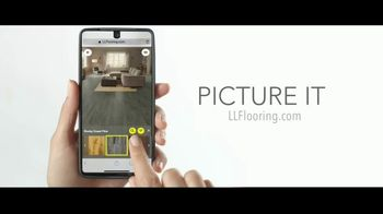 Lumber Liquidators TV Spot, 'He Gets It: Picture It' Song by Electric Banana - Thumbnail 8