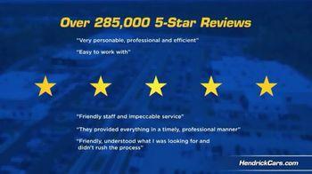 Hendrick Automotive Group TV Spot, 'Five Star Reputation' - Thumbnail 3