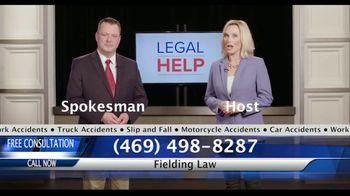 Fielding Law Group TV Spot, 'Injured'
