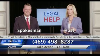 Fielding Law Group TV Spot, 'Injured' - Thumbnail 2
