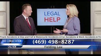 Fielding Law Group TV Spot, 'Injured' - Thumbnail 3