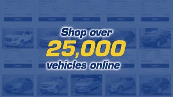 Hendrick Automotive Group TV Spot, 'Convenient Digital Buying Experience'