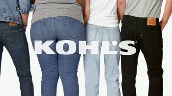 Kohl's Biggest Jeans Sale TV Spot, 'Levi's, Denim and Kohl's Cash' - Thumbnail 1