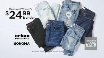 Kohl's Biggest Jeans Sale TV Spot, 'Levi's, Denim and Kohl's Cash' - Thumbnail 5