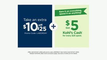 Kohl's Biggest Jeans Sale TV Spot, 'Levi's, Denim and Kohl's Cash' - Thumbnail 7