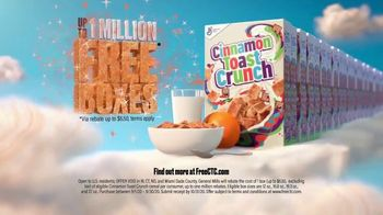 Cinnamon Toast Crunch TV Spot, 'A Lot More Crowded' - Thumbnail 8
