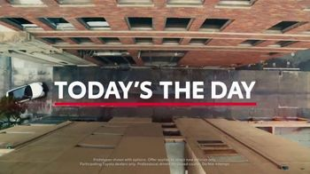 Toyota TV Spot, 'Today's the Day: Turn It Up' Song by Outkast [T1]