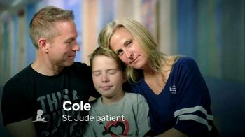 St. Jude Children's Research Hospital TV Spot, 'Childhood Cancer Awareness Month: Cole' - Thumbnail 3