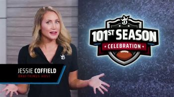 DraftKings Sportsbook TV Spot, 'Final Countdown: Houston vs. Kansas City: Free $101 Bet' - Thumbnail 4