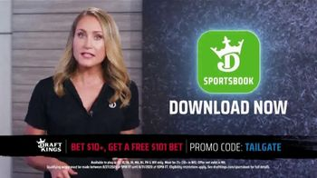 DraftKings Sportsbook TV Spot, 'Final Countdown: Houston vs. Kansas City: Free $101 Bet' - Thumbnail 9