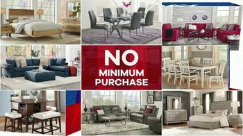 Rooms to Go Labor Day Sale TV Spot, 'Living Room, Sectional and Rooms' - Thumbnail 8