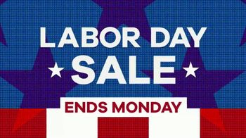 Rooms to Go Labor Day Sale TV Spot, 'Living Room, Sectional and Rooms' - Thumbnail 2