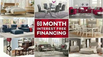 Rooms to Go Labor Day Sale TV Spot, 'Living Room, Sectional and Rooms' - Thumbnail 7