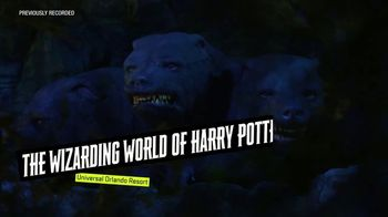 The Wizarding World of Harry Potter TV Spot, 'Hagrid's Magical Creatures Motorbike Adventure: Meeting the Magical Creatures' - Thumbnail 4