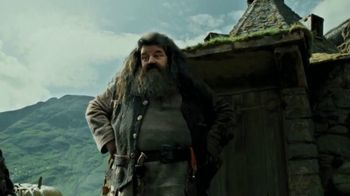 The Wizarding World of Harry Potter TV Spot, 'Hagrid's Magical Creatures Motorbike Adventure: The Forbidden Creature' Ft. James Phelps, Oliver Phelps - 4 commercial airings
