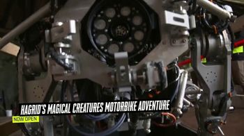 The Wizarding World of Harry Potter TV Spot, 'Hagrid's Magical Creatures Motorbike Adventure: The Forbidden Creature' - Thumbnail 6