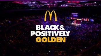 McDonald's Black and Positively Golden TV Spot, 'Sunday Best: Inspiration Celebration Gospel Tour' - Thumbnail 4